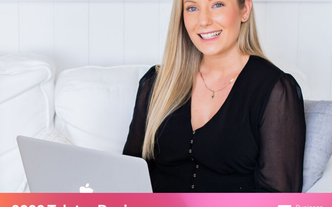 Beaute Industrie celebrates Telstra Business Women's Awards Nomination