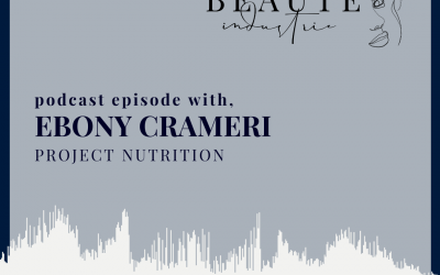 125: How food influences client concerns with Ebony Crameri of Project Nutrition