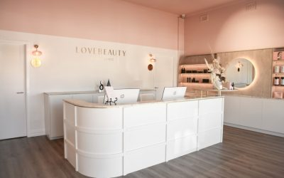 LoveBeauty Skin Clinic Gets A Glow Up